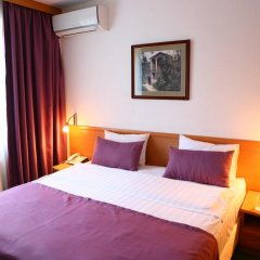 Арт Отель 3* Стандартный номер двуспальная кровать фото 3
