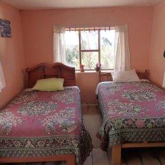 Отель Casa Inti Lodge Стандартный номер с различными типами кроватей (общая ванная комната) фото 5
