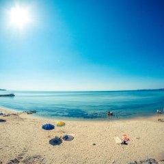 Отель Prestige Sands Resort пляж