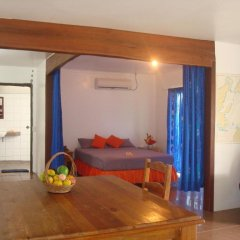 Отель Gecko Lodge Fiji Савусаву детские мероприятия
