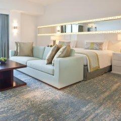 JA Ocean View Hotel 5* Люкс с различными типами кроватей фото 3