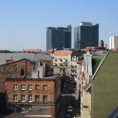 Отель Stare Miasto Польша, Познань - отзывы, цены и фото номеров - забронировать отель Stare Miasto онлайн балкон
