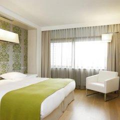 Отель NH Amsterdam Zuid 4* Стандартный номер с различными типами кроватей