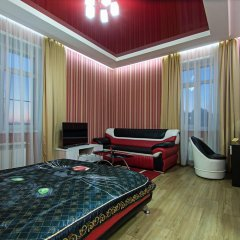 Hotel X.O Новосибирск комната для гостей фото 4