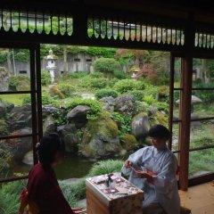 Отель Etchu Yatsuo Base OYATSU Япония, Тояма - отзывы, цены и фото номеров - забронировать отель Etchu Yatsuo Base OYATSU онлайн питание фото 2
