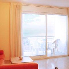 Отель Bertur Juncadella Испания, Калафель - отзывы, цены и фото номеров - забронировать отель Bertur Juncadella онлайн комната для гостей фото 3