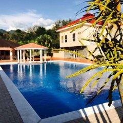 Отель Comayagua Golf Club бассейн