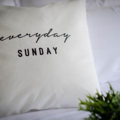 Everyday Sunday Social Hostel Номер Делюкс с 2 отдельными кроватями фото 4