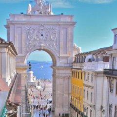Отель Your Home in Palacio Santa Catarina Португалия, Лиссабон - отзывы, цены и фото номеров - забронировать отель Your Home in Palacio Santa Catarina онлайн пляж фото 2