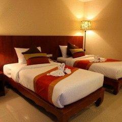 Malin Patong Hotel 3* Улучшенный номер двуспальная кровать фото 10