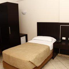 Hotel Nais Beach 3* Стандартный семейный номер с двуспальной кроватью фото 3