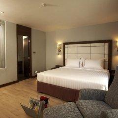 Отель Sukhumvit Suites 3* Номер Делюкс с различными типами кроватей фото 6