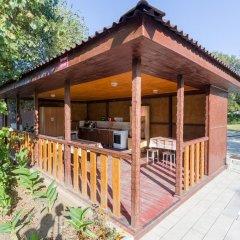 Гостиница Baza otdykha Plyazhniy poselok балкон