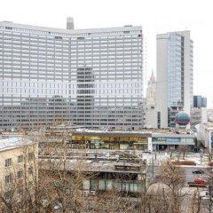 Апартаменты Арбат-Апарт балкон