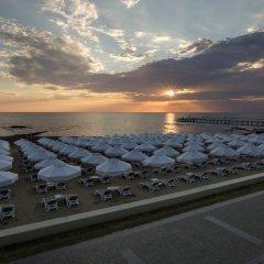 The Sense De Luxe Hotel – All Inclusive Сиде пляж фото 2