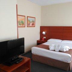 Hotel Silken Torre Garden 3* Стандартный номер с разными типами кроватей
