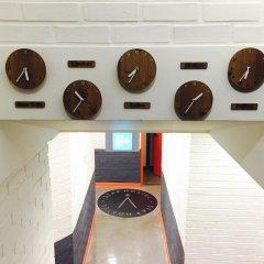 Отель Monster Guesthouse ванная
