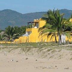 Отель Villa Puesta del Sol Мексика, Коакоюл - отзывы, цены и фото номеров - забронировать отель Villa Puesta del Sol онлайн пляж