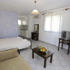 Отель Mythos Bungalows комната для гостей фото 5