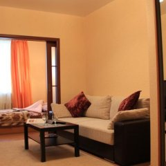 Апартаменты Minsk Apartment Service Optimal Class комната для гостей фото 3