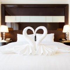 Отель LK President Номер Делюкс с различными типами кроватей фото 8
