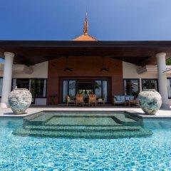 Отель Trisara Villas & Residences Phuket 5* Вилла с различными типами кроватей фото 14