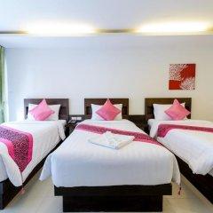 Отель The Three by APK 3* Улучшенный номер двуспальная кровать фото 3