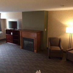 Отель Days Inn & Suites by Wyndham Brooks 2* Улучшенный люкс с различными типами кроватей фото 3