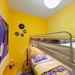 Арт-хостел Сквот Стандартный номер с разными типами кроватей фото 4