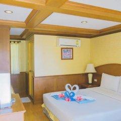 Отель Ko Tao Resort - Beach Zone 3* Улучшенный номер с различными типами кроватей