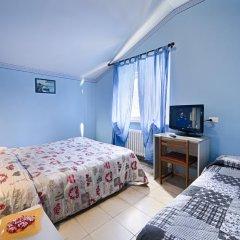 Отель Albergo Mancuso del Voison 2* Стандартный номер