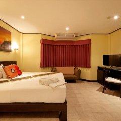 Отель Angus O'Tool's Irish Pub Guesthouse 2* Номер Делюкс двуспальная кровать фото 7