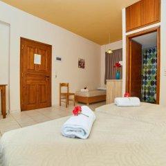 Отель Villa Diasselo 2* Улучшенная студия с различными типами кроватей фото 6