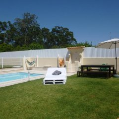 Отель Ericeira Garden парковка