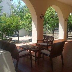 Отель villa teocles Джардини Наксос питание