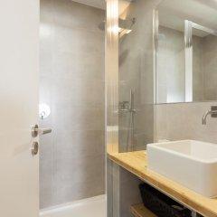 Отель Feels Like Home Rossio Prime Suites Лиссабон ванная фото 2