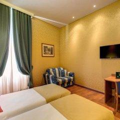 Отель Impero 3* Стандартный номер с различными типами кроватей фото 10