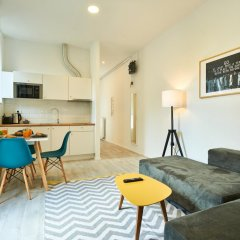 Апартаменты Irundo Zagreb - Downtown Apartments комната для гостей фото 21