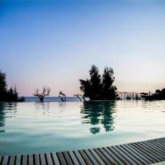 Отель Villa Carlu' Казаль-Велино бассейн