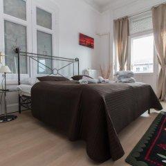 Отель Butterfly Home Danube 3* Номер Делюкс с различными типами кроватей фото 6