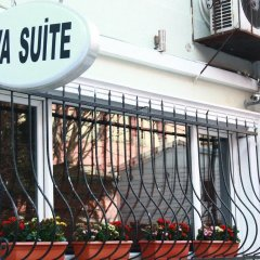 Отель Liva Suite балкон