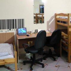 Хостел Х.О. Кровать в общем номере с двухъярусной кроватью фото 36