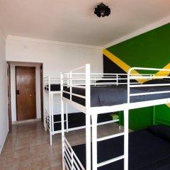 Hostel & Surfcamp 55 Кровать в общем номере двухъярусные кровати фото 5