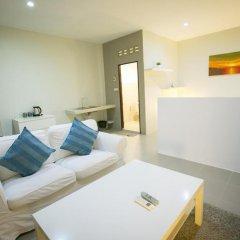 Отель Infinity Guesthouse 2* Улучшенный номер с различными типами кроватей фото 8