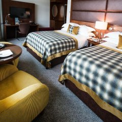 Macdonald Manchester Hotel & Spa 4* Стандартный номер с различными типами кроватей фото 2