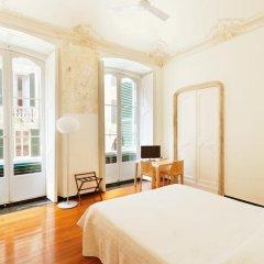 Отель Residenza D'Epoca di Palazzo Cicala 4* Стандартный номер с двуспальной кроватью фото 12