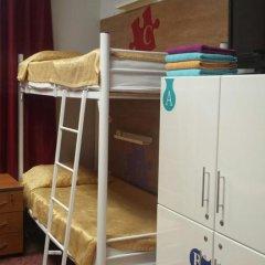 Пазл Хостел Кровать в общем номере двухъярусные кровати фото 28