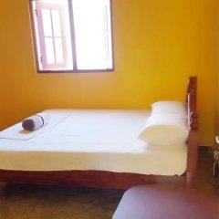 Отель Happy Beach Inn and Restaurant комната для гостей фото 5