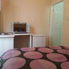 Отель Riz Guest House Лондон удобства в номере фото 2