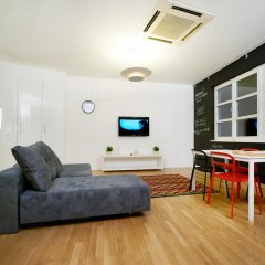 Апартаменты Irundo Zagreb - Downtown Apartments Апартаменты с различными типами кроватей фото 5